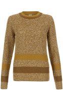 Hobbs Nw3 Vintage Stitch Sweater - Lyst