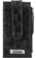 Kenneth Cole Reaction Must Haves Card Holder - Lyst