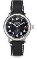 Shinola Runwell Stainless Steel Watch - Lyst