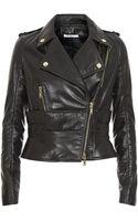 Givenchy Leather Biker Jacket - Lyst