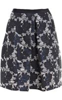 Weekend Max Mara Fata Printed Skirt - Lyst