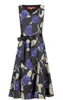 Jacques Vert Floral Print Dress - Lyst