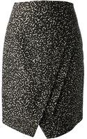Proenza Schouler Textured High Waist Skirt - Lyst