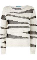 Alice + Olivia Kacey Sweater - Lyst