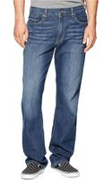 Lucky Brand Straight Leg Jeans - Lyst