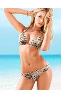 Victoria's Secret Ruched Halter Top - Lyst