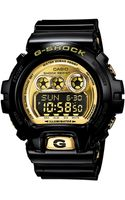 G-shock Digital Black Resin Strap  - Lyst