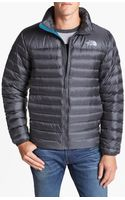 The North Face Thunder Water Resistant Down Jacket - Lyst