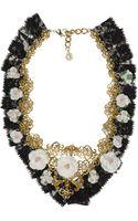 Dolce & Gabbana Necklace - Lyst