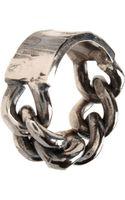 Emanuele Bicocchi Ring - Lyst