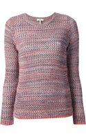 Joie Carlee Knit Sweater - Lyst