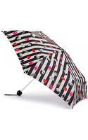 Lulu Guinness Doll Face Superslim Umbrella Doll Face Superslim Umbrella - Lyst