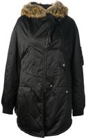 McQ by Alexander McQueen Padded Parka Jacket - Lyst