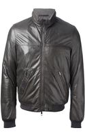 Valentino Leather Jacket - Lyst
