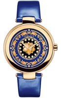 Versace Ladies Mystique Foulard Watch - Lyst