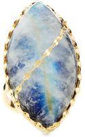 Lana Jewelry Mesmerize Moonstoneonyx Marquise Ring - Lyst