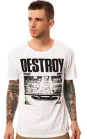 Insight The Destroy Tee - Lyst