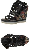 Miss Sixty Wedge - Lyst