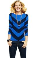 C. Wonder Merino Wool Chevron Sweater - Lyst