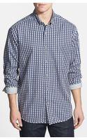 Cutter & Buck Yaletown Regular Fit Sport Shirt - Lyst