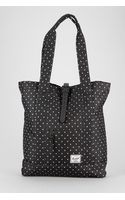 Urban Outfitters Herschel Supply Co Market Polka Dot Tote Bag - Lyst