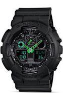 G-shock Black Xl Case Analogdigital Watch 55mm - Lyst