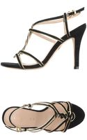 Lola Cruz Highheeled Sandals - Lyst