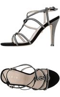 Lola Cruz Highheeled Sandals - Lyst