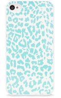 Blissfulcase Leopard Mint Case For Iphone - Lyst