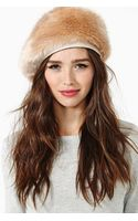 Nasty Gal Eugenia Kim Marion Hat - Lyst