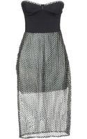 Motel Rocks Short Dress - Lyst