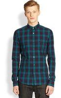 Burberry Brit Fred Buttondown Plaid Shirt - Lyst