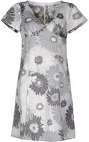 Marc Jacobs Short Dress - Lyst