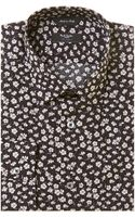 Paul Smith Floral Slim Fit Shirt - Lyst