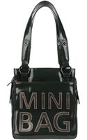 Mini Medium Fabric Bag - Lyst