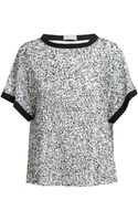 Osman Yousefzada Micro Sequined Top - Lyst