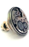 Lc Collection Vintage Tissot Watch Movement Lapel Pin - Lyst
