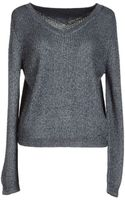 Theyskens' Theory Long Sleeve Jumpers - Lyst