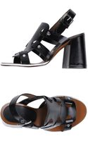 Marni Highheeled Sandals - Lyst