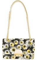 Moschino Cheap & Chic Floral Print Shoulder Bag - Lyst