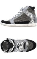 Ciaboo High Top Trainers - Lyst