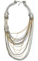 Erickson Beamon Glenda Necklace - Lyst