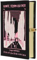 Olympia Le-Tan Cotton Schoolbook Clutch - Lyst