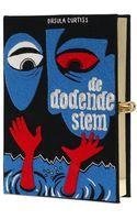 Olympia Le-Tan De Dodende Stem Book Clutch - Lyst