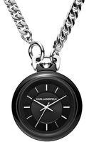 Karl Lagerfeld Edge Stainless Steel Ladies Watch - Lyst