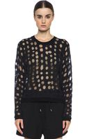 Acne Studios Ninah Dots Sweater - Lyst