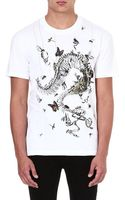 McQ by Alexander McQueen House Of Horrors T-shirt - Lyst