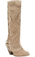 Naughty Monkey Fast Time Tall Shaft Boots - Lyst