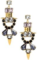 Lizzie Fortunato Earrings - Lyst