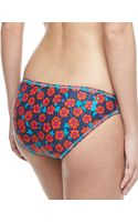 Marc By Marc Jacobs Maysie Floralprint Classic Swim Bottom - Lyst